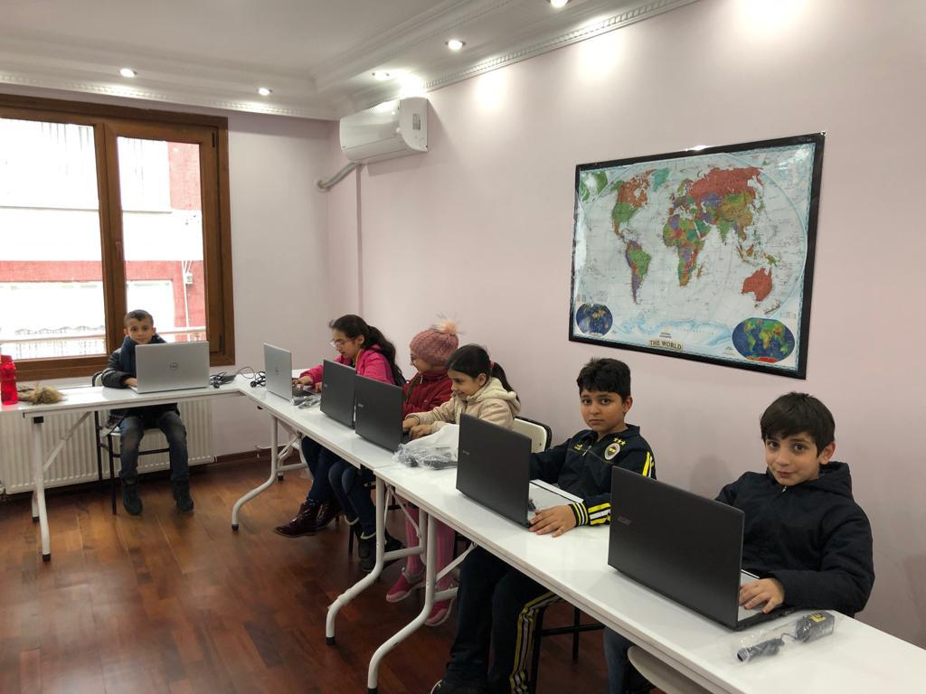Hanan Foundation New Center Opens in Istanbul
