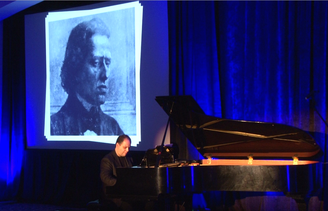 Pianist and Composer Gamsizoglu
